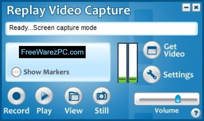 Replay Video Capture Torrent