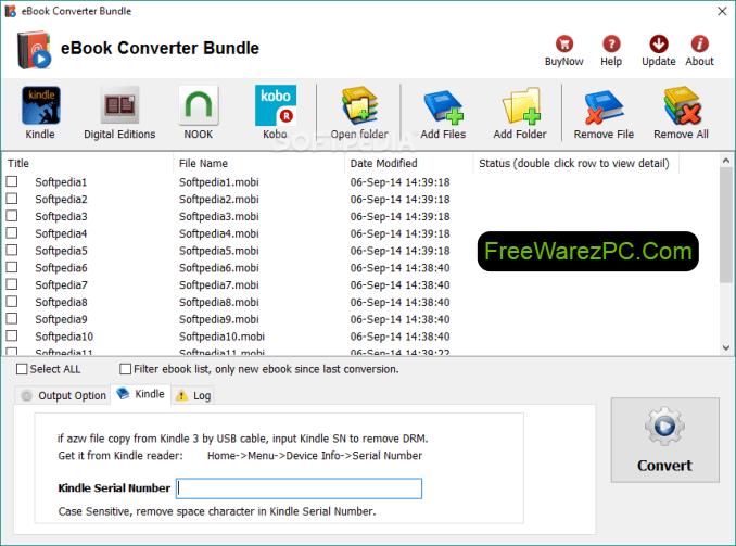 eBook Converter Bundle torrent